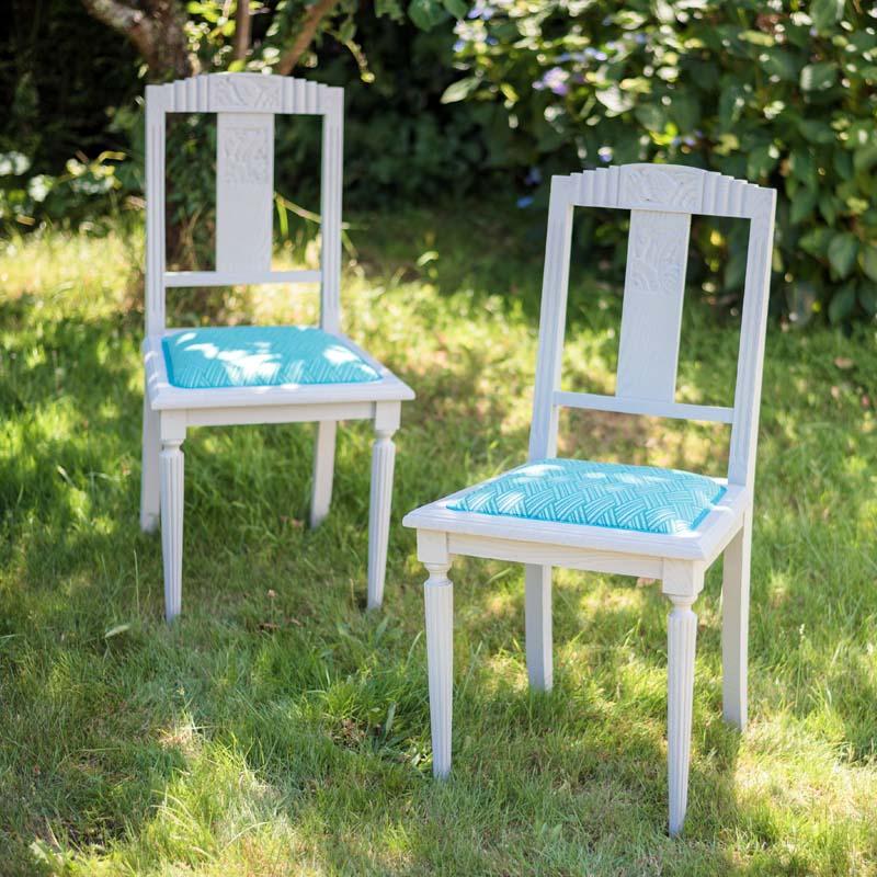 Restauration de chaises - Finistère