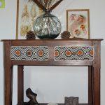 gainage tiroirs tapisserie